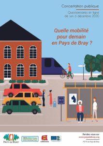 Concertation publique sur le thème de la mobilité