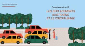 Concertation publique sur le thème de la mobilité #3